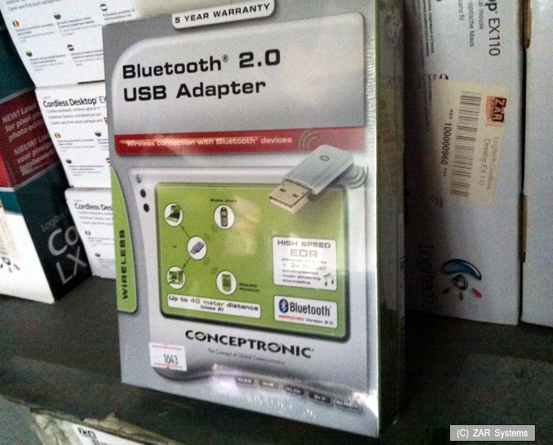 CONCEPTRONIC CBTU WINDOWS 7 64BIT DRIVER