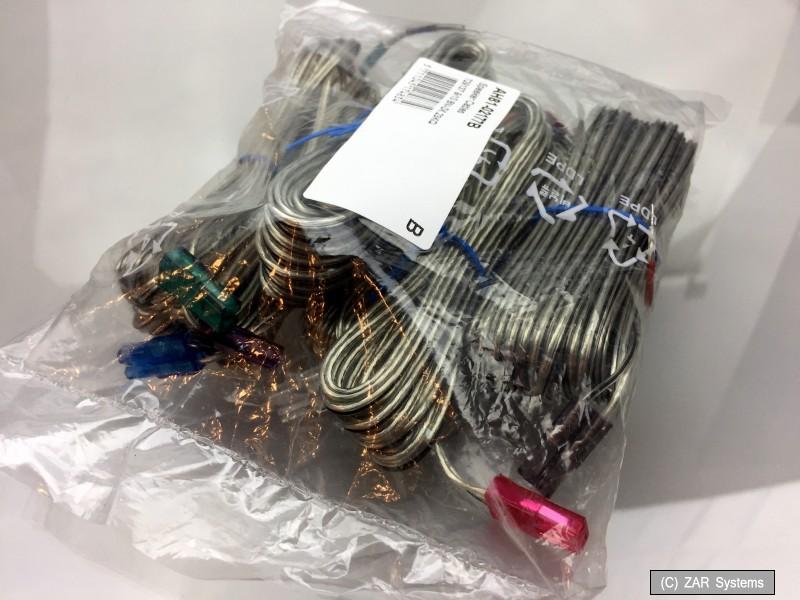 Samsung Speaker Kabel Set AH81-02177B AH81-06045A für HT-XQ100 X250 ...